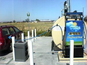 zuinig milieuvriendelijk auto rijden biodiesel