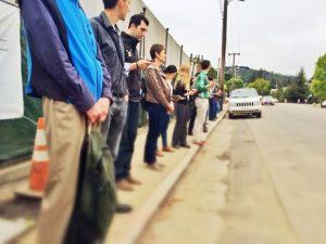 zuinig milieuvriendelijk auto rijden carpooling