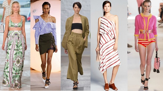 de modetrends lente 2017