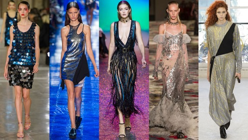 modetrends lente 2017 glitters