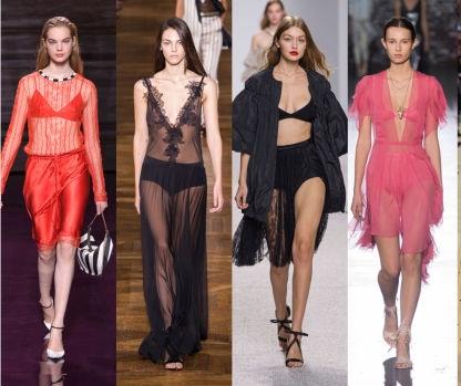 modetrends lente 2017 ondergoed