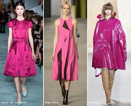 modetrends lente 2017 pink