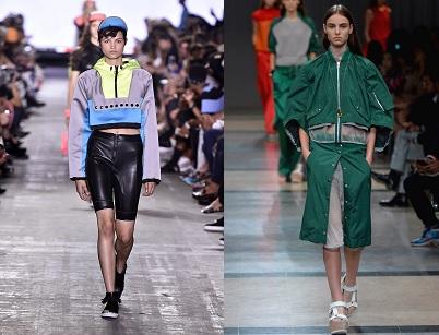 modetrends lente 2017 sportief