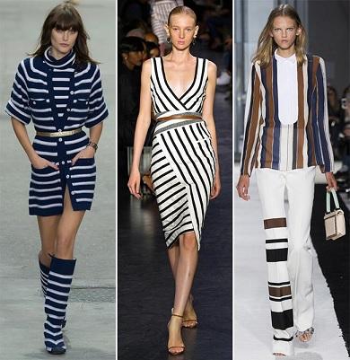 modetrends lente 2017 strepen