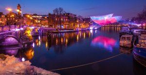weekendtips amsterdam light festival