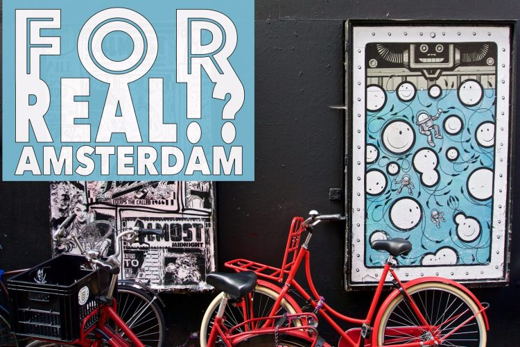 weekendtips for real amsterdam