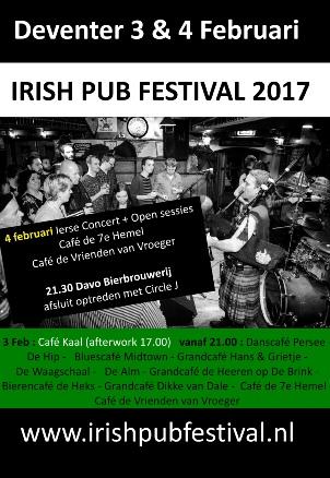 weekendtips irish pub festival
