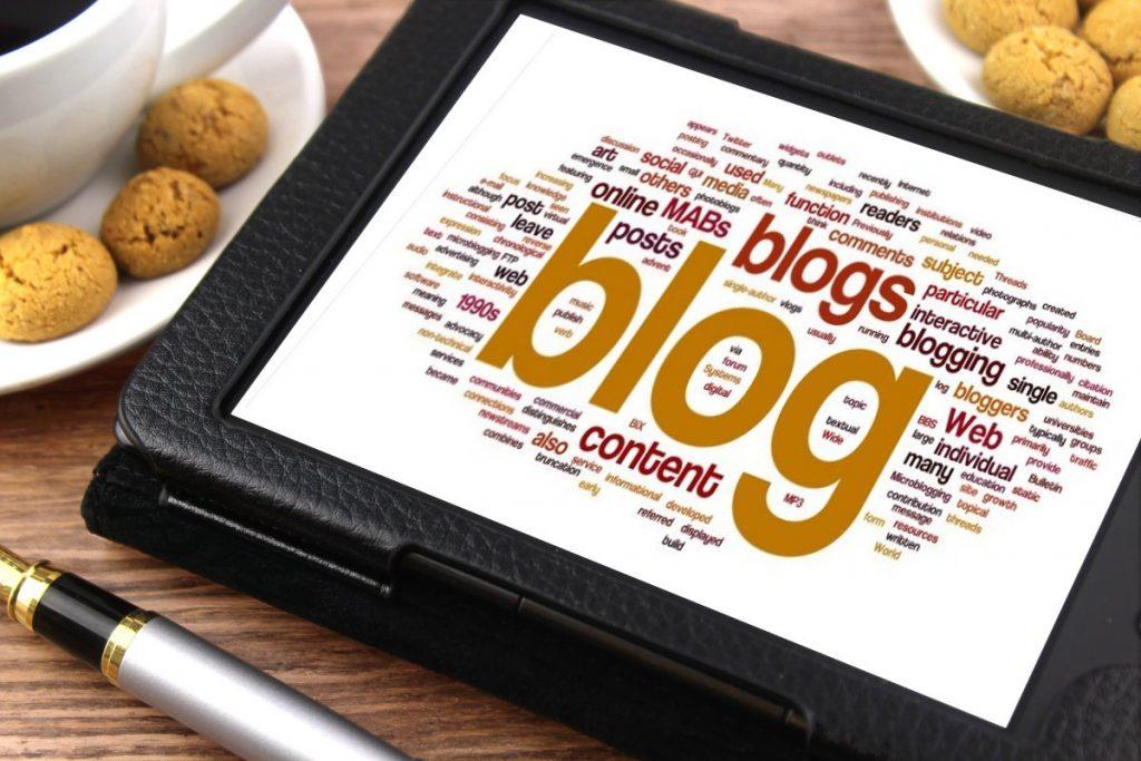 hoe lees je een blog blog