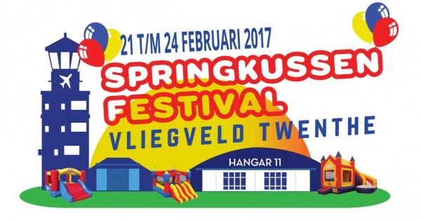 weekendtips springkussen festival