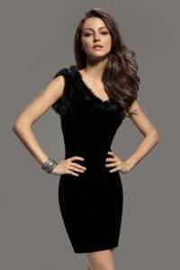 basiskledingstukken vrouw black dress