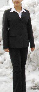 basiskledingstukken vrouw zwarte pantalon