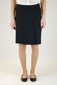 basiskledingstukken zwarte rok