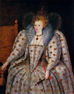 internationale dag vrouw koningin elizabeth I