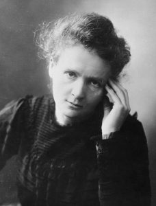 internationale dag vrouw marie curie