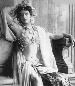 internationale dag vrouw mata hari