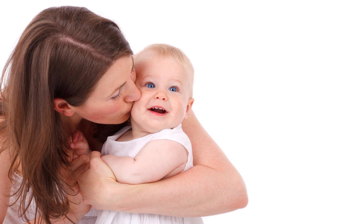 jong moeder worden