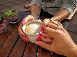 relatietips samen koffie drinken