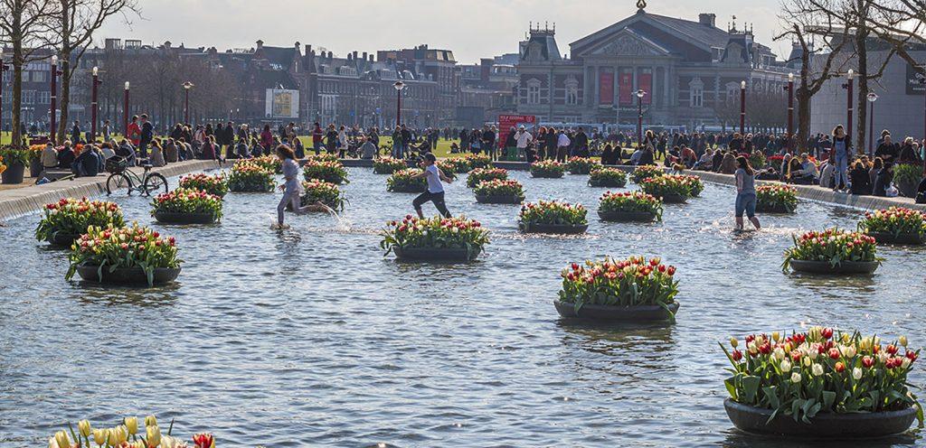 weekendtips maart april tulp festival amsterdam