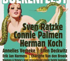 weekendtips maart nijmeegs boekenfestijn