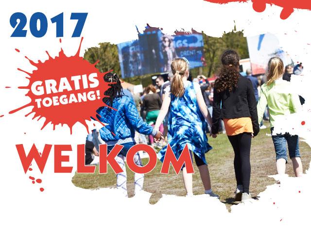 bevrijdingsdag 2017 bevrijdingsfestivals