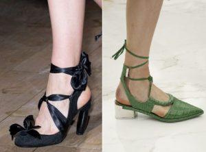 schoenentrends enkelbandje