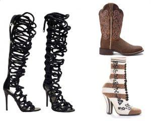 schoenentrends boots en laarzen