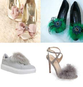 schoenentrends versiering