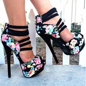schoenentrends stilettos