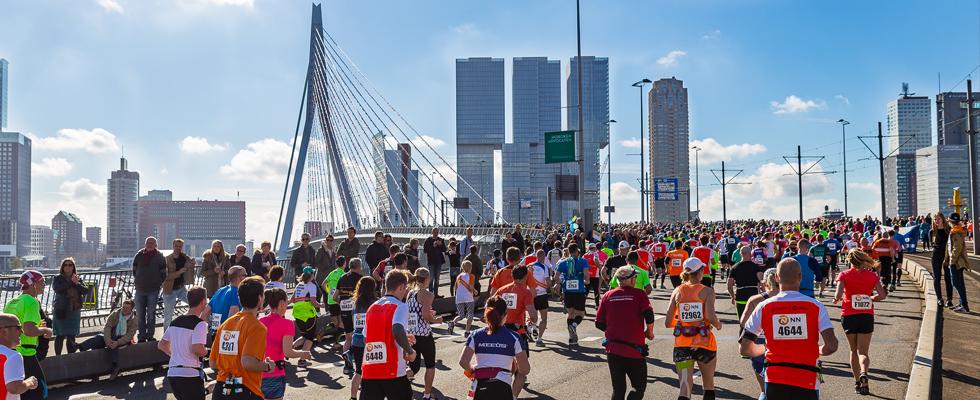 weekendtips april NN marathon rotterdam