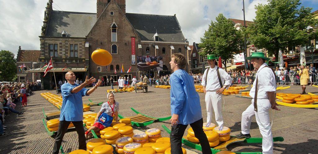 weekendtips april kaasmarkt alkmaar