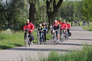 hemelvaartsdag 2017 betuwse fietsvierdaagse