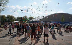 hemelvaartsdag 2017 neerlands jongleerfestival