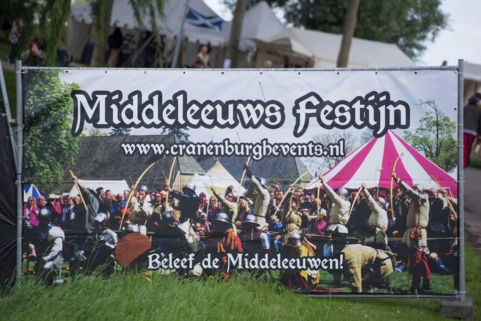weekendtips mei middeleeuws festijn cannenburch