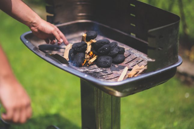 tips veilig gebruik barbecue