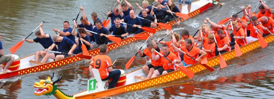 weekendtips drakenbootfestival kollum
