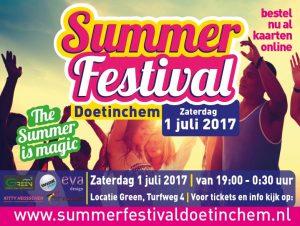weekendtips summer festival doetinchem