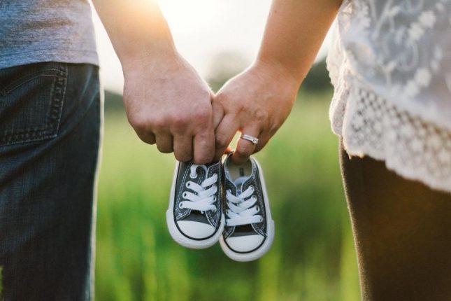 tips gezond zwanger worden man en vrouw