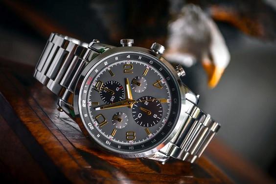 cadeau mannen horloge