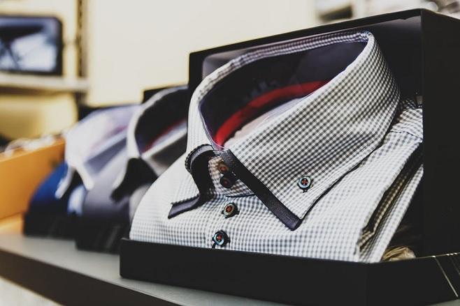 cadeau mannen overhemd