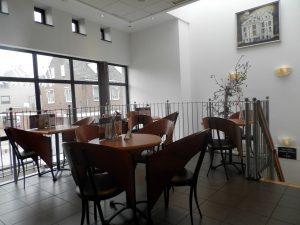 cafetaria lunchroom van Hulzen zitgedeelte