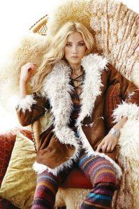 de modetrends herfst winter faux fur