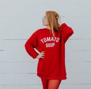 de modetrends herfst winter rood