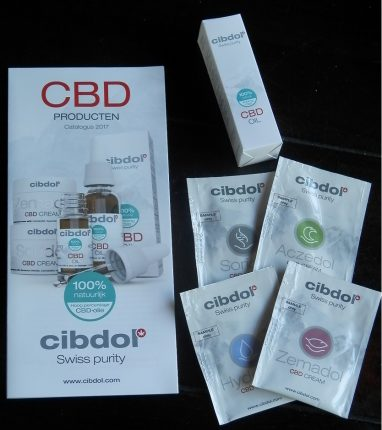 review CBD olie