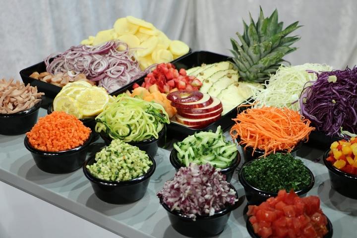 handige tips en ideeen koud buffet groente en fruit