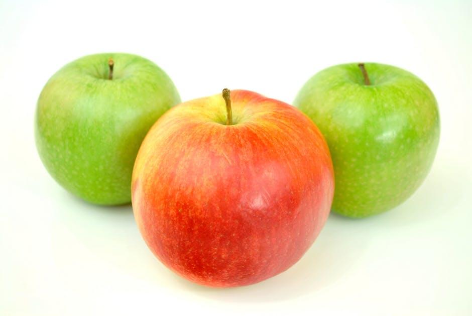 omas huishoudtips in modern jasje deel 1 appels