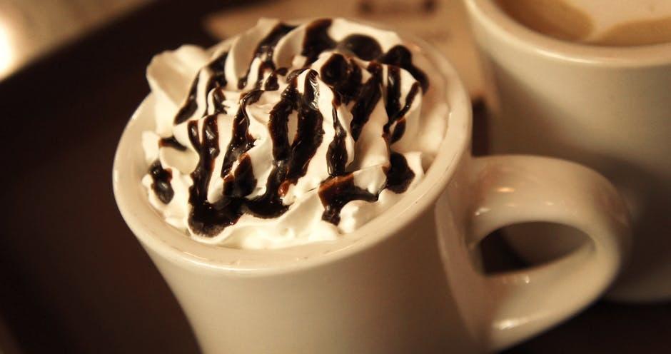 10 heerlijke chocolademelk recept