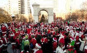 vreemde kersttradities wereldwijd santa