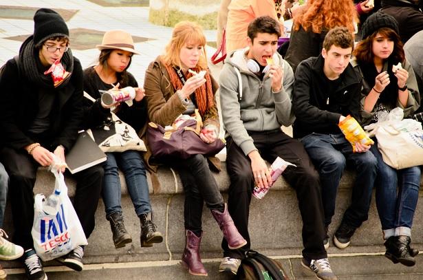 voeding voor tieners