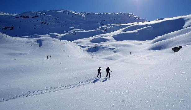 Wintersport skiën Nederland