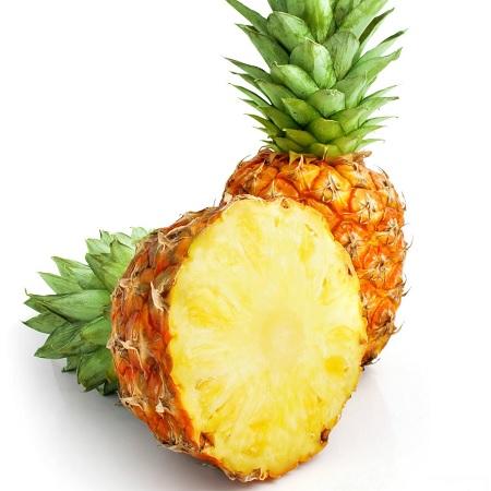 tropische vruchten ananas